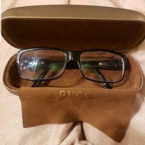 Gucci Italian Glasses & Case